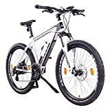 NCM EPAC, Prague, E-Bike Mountainbike 36V 13Ah 468Wh, 27,5', weiß