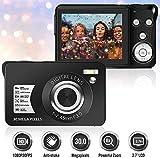 Digitalkamera 30MP Kamera 2,7 Zoll TFT  8X Digitalzoom Fotoappara Vlogging Kamerat Videokamera Kompakte und Tragbare Selfie-Kamera Mehrere Filter HD kameras