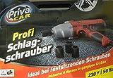 Priva Car Profi Schlagschrauber 520W Reifenwechsel Koffer + Zubehör