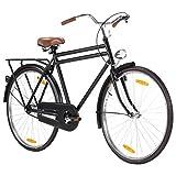 Fahrrad Citybike CTB Premium City Bike 28 Zoll Trekking Fahrrad Herren Damen Cityrad Trekkingrad Herrenfahrrad Damenfahrrad Unisex Vintage Retro Dutch Bike...