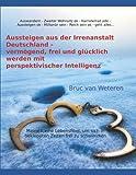 Aussteigen aus der Irrenanstalt Deutschland - vermögend, frei und glücklich werden mit perspektivischer Intelligenz: Millionär sein-Hamsterrad ... sich in...