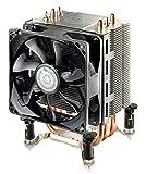 Cooler Master Hyper TX3i CPU-Kühlsystem - Kompakt und effizient, 3 Direktkontakt-Heatpipes, 92-mm-PWM-Lüfter