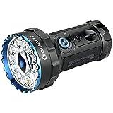 OLIGHT X7R Marauder 2 Extrem Helle Leistungsstarke LED Taschenlampe mit Strahler und Flutlicht, 14000 Lumen 800 Meter, USB Aufladbare Profi Taschenlampe,...