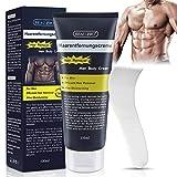 Enthaarungscreme Haarentfernungscreme Männer intimbereich, Hair Removal Cream, Enthaarungsmittel Schmerzlose für Bikini Unterarm Brust Achselhöhlen Beine Arm...