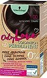 Schwarzkopf Only Love Coloration, Haarfarbe 1.00 Natürliches Schwarz, 143 ml