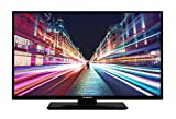 Techwood H32T52C 81 cm (32 Zoll) Fernseher (HD-Ready, Triple-Tuner, Smart TV, Prime Video, Works with Alexa)