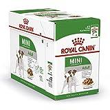 ROYAL CANIN Mini Adult in Soße 12er Pack (12 x 85g)