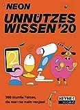 NEON – Unnützes Wissen 2020: 365 skurrile Fakten, die man nie mehr vergisst - Tages-Abreißkalender