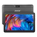 Tablet 10.1 Zoll Android Tablet AWOW, 1.5GHz Quad Core, 1GB RAM, 16GB ROM, 1024 * 600 TN, 0.3MP & 2MP Kamera, Android 10, 2.4G WiFi, Bluetooth 4.0, USB2.0,...