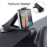 Handyhalterung Auto, Modohe Kfz Armaturenbrett Universal Rutschfest Handyhalterung für iPhone XR XS Max X8 7 6s plus Samsung S10 S9 S8 Note Huawei P20 und alle...