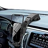 Handyhalterung Auto,Mpow Handyhalter für Auto für Armaturenbrett mit starkem Saugnapf, Doppel Freigabetaste, KFZ Smartphone Halterung kompatibel mit...