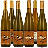 Weingut Mees WEIßWEIN LIEBLICH EDELSÜß SÜß PROBIERPAKET Prämiert Weisswein Wein süss Deutschland Nahe Set (6 x 750 ml)