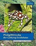 Pfeilgiftfrösche der Gattung Excidobates: Lebensweise, Haltung, Nachzucht (Terrarien-Bibliothek)