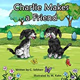Charlie Makes a Friend: Join in Charlie's adventures as he searches for a playmate. Book 2 from 'The Charlie and Molly Book Collection'. Bedtime Story, Rhyming...