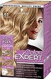 Schwarzkopf Color Expert Intensiv-Pflege Color-Creme, 8.65 Goldblond Stufe 3, 3er Pack (3 x 167 ml)