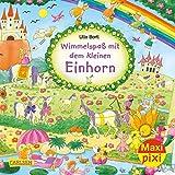 Maxi Pixi 318: Wimmelspaß mit dem kleinen Einhorn (318)