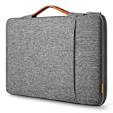 Inateck Laptoptasche Hülle Kompatibel mit 13 Zoll MacBook Air/Pro 2020M1-2012, Surface Pro X/7/6/5/4/12.9 iPad Pro/13.5Surface Laptop4/3/13.5Surface...