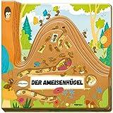 Trötsch Der Ameisenhügel Fensterbuch: Entdeckerbuch Beschäftigungsbuch Spielbuch (Erstes Wissen)