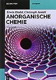 Kombi Anorganische Chemie, 9.A. und Übungsbuch Allgemeine und Anorganische Chemie 3.A. (De Gruyter Studium)