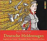 Deutsche Heldensagen. Teil 1: Siegfried von Xanten | Kriemhilds Rache | Dietrich von Bern