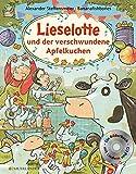 Lieselotte und der verschwundene Apfelkuchen Buch mit CD