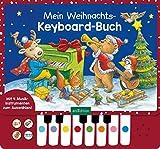 Mein Weihnachts-Keyboard-Buch: Mit vier Musikinstrumenten zum Auswählen!