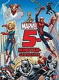 Marvel 5-Minuten-Geschichten: Vorlesegeschichten ab 6 Jahren (Die Marvel-zum-Vorlesen-Reihe, Band 1)
