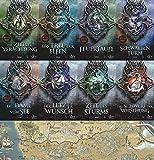 Vollständige Hexer-Saga Band 1-8 plus exklusive Landkarte