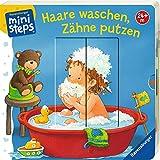 Ravensburger ministeps Buch Haare waschen, Zähne putzen 04121